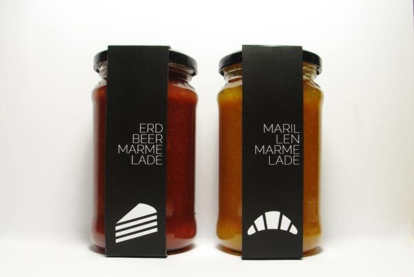 Fruit-Jam-packaging-design Awesome #packaging design samples for inspiration collected by #LDNZ Ltd.