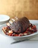 Christmas Recipes & Entertaining: Holiday Roast Beef Recipes - Martha Stewart