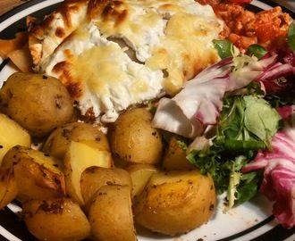 Slimming World: Syn Free Turkey Lasagne
