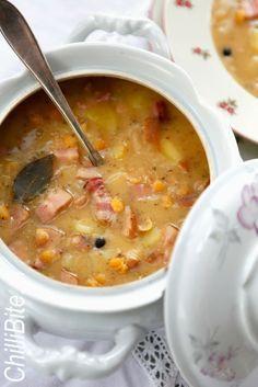 ChilliBite.pl - motywuje do gotowania! Świetne przepisy, autorskie zdjęcia i dobra energia :): Wyśmienita polska grochówka