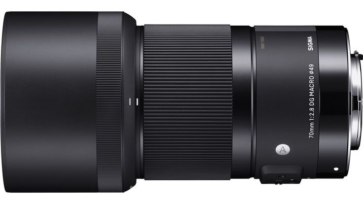 Sigma launches the 70mm f/2.8 Macro  their first Art series macro lens   Sigma launches the 70mm f/2.8 Macro  their first Art series macro lens  February 27 2018 by John Aldred Leave a Comment   This is the first of a number of new announcements from Sigma today. Theyve finally added a macro lens to their Global Vision Art series lenses. That lens is the Sigma 70mm f/2.8 DG Macro Art. With an aperture range of f/2.8 to f/22 and offering up to 1:1 magnification this lens is likely going to be…