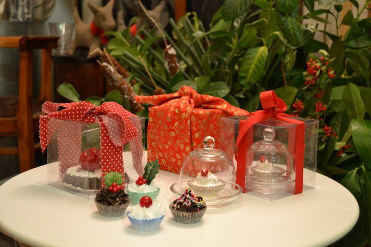 Cakes mignon for a Christmas Maxi!