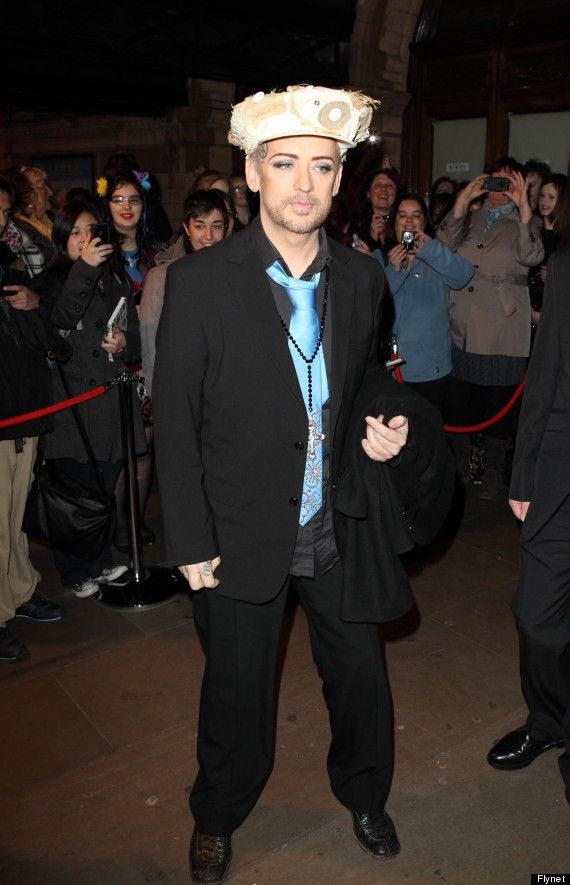 boy george. Amazing weight loss- amazing man can do it.