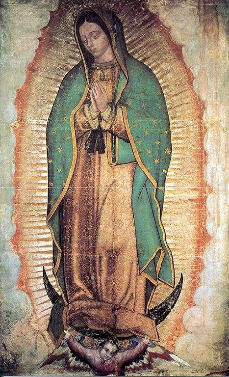 'Feliz Dia de la Virgen de Guadalupe' and Why Chicago Should Care | Collecting Chicago