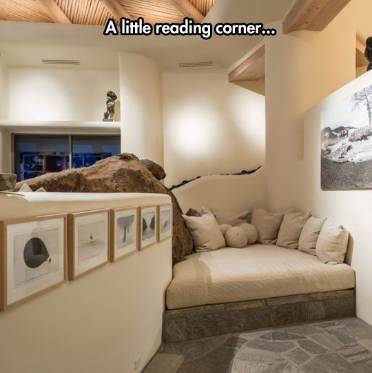 Perfect Ambiance For Reading