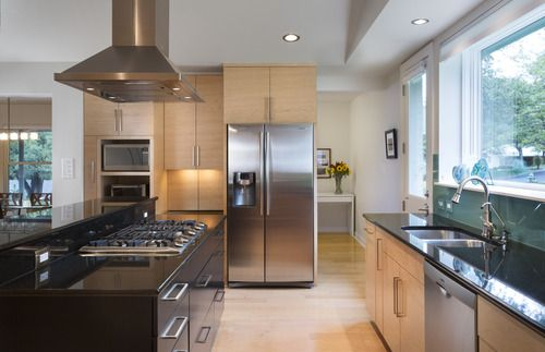 Really love this kitchen layout