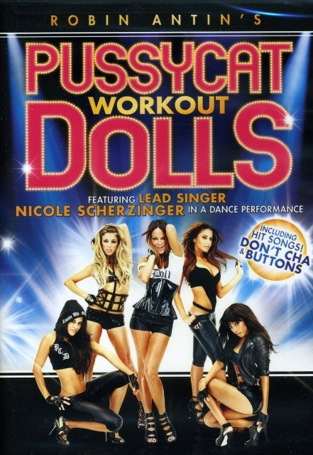 Pussy Cat Dolls Work Out 37