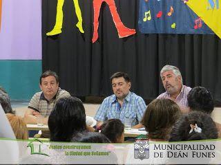 Así Somos: El Municipio de Deán Funes trabaja junto a los vec...