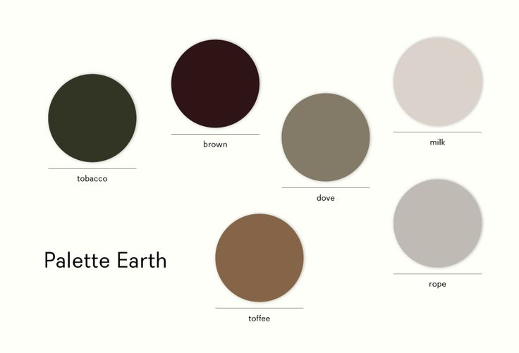 Palette #EARTH is characterized by the warm and sand tonality which gives you a relaxing and pleased #atmosphere.