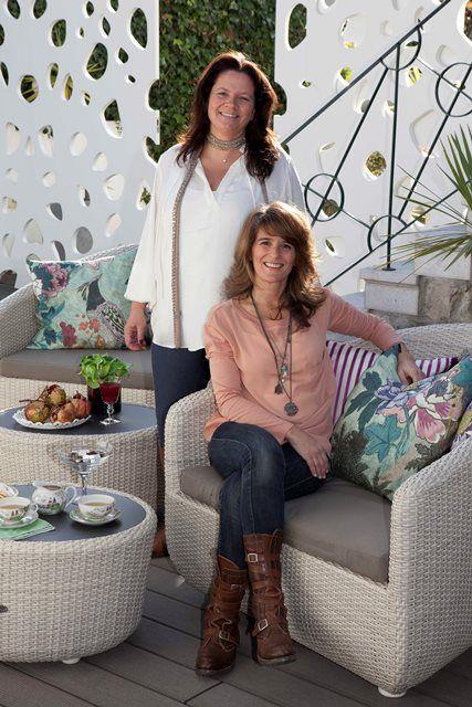 Maria Ana Franco & Teresa Matos Correia Fusion Interior Design