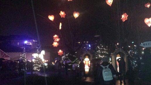 Lanternes de #Metz : Vue globale