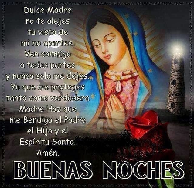 Frases para tu Muro: Buenas Noches ..Dulce Madre
