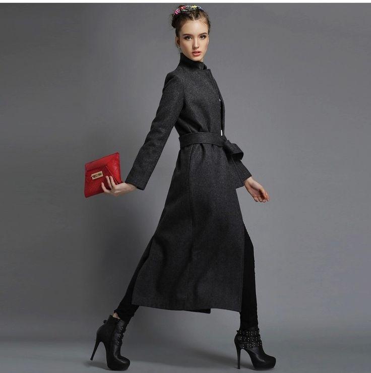 2016 осень зима Большой размер 3XS 8XL Casacos Femininos Sobretudo Feminino Abrigos Mujer шерсти пальто женщин женщина пальто женский купить на AliExpress