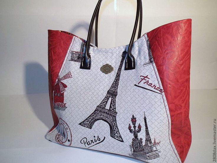 """Купить Сумка в винтажном стиле """"Французский шик - 1"""" - сумка, женская сумка, стиль винтаж"""