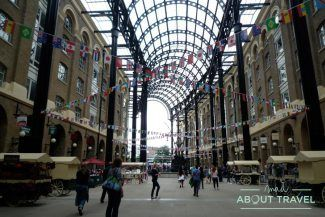Plan perfecto para un fin de semana de chicas en Londres | Mad About Travel, blog de viajes sobre Escocia