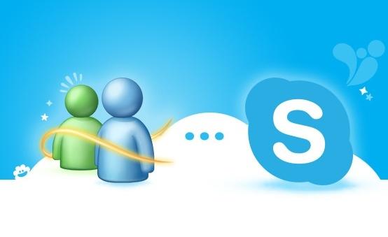 Microsoft reemplaza a su clásico Messenger por los servicios de Skype.