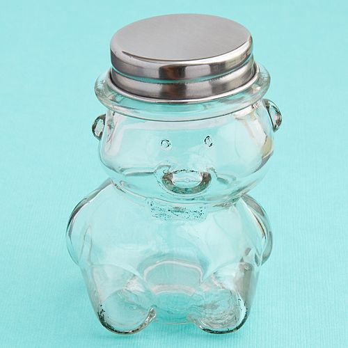 Perfectly Plain Collection Teddy Bear Jars | Buy at All About Gifts