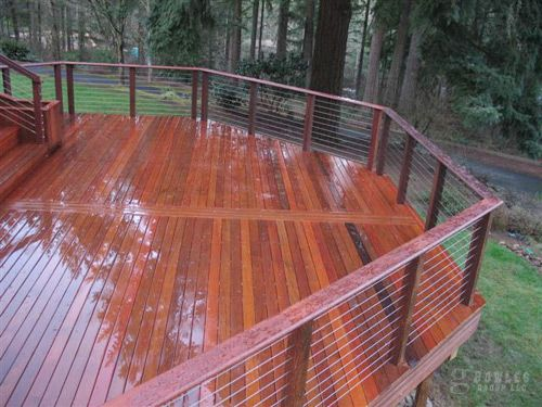 1000 ideas about ipe decking on pinterest decks solid for Disadvantages of composite decking