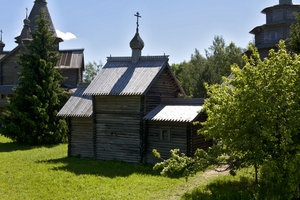 old church Drazovce-Nitra, Slovakia by ~sstando