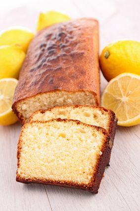 Cake citron-miel au tofu