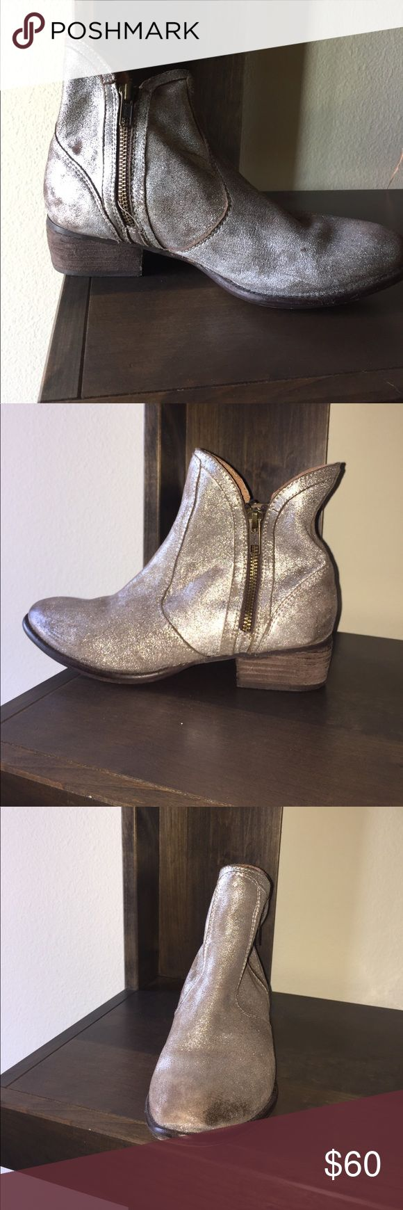 Ankle boots Like new ankle boots Seychelles Shoes Ankle Boots & Booties