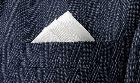 stair_fold_lenco_de_bolso_branco