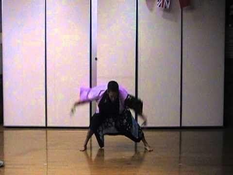 ソーラン節 練習用 小学校高学年向け 2010年版