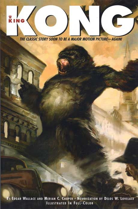 King Kong Book Cover