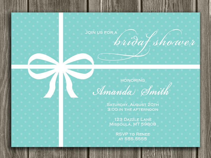 19 best Tiffanyu0027s images on Pinterest Cursive fonts, Typography - bridal shower invitation templates for word