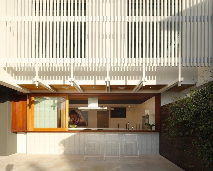 Park House, New Farm Australia by Shaun Lockyer Architects