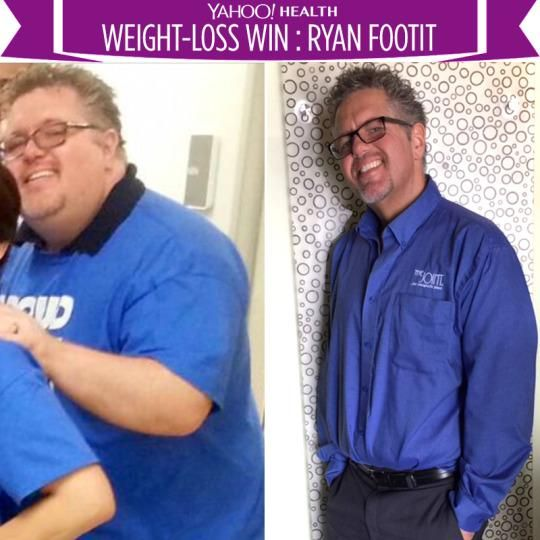 Ryan's 150-Pound Weight Loss: 'Take It Slow and Go at Your