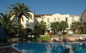 Italy Accommodations - Sardinia Ogliastra ARBATAX  The Hotel Arbatarsar