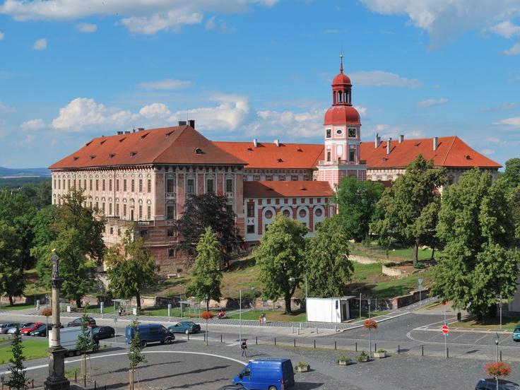 Česko, Roudnice nad Labem - Zámek