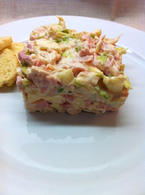 Cocina de nuestro tiempo...: Ensalada de Pollo