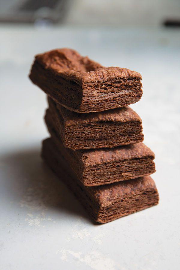 Chocolate Puff Pastry Recipe   SAVEUR