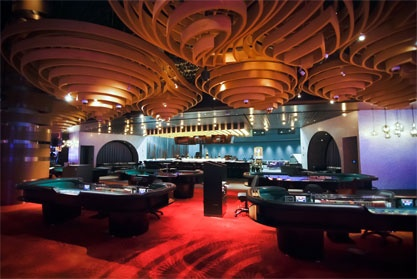 Ceiling Material Phenolic Foam Thermo Cor Casino Room Casino Revel