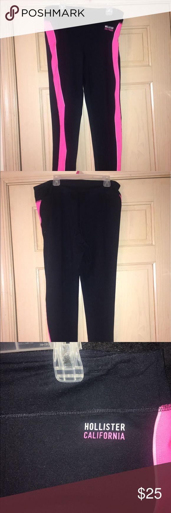Hollister leggings Never worn!! Perfect condition Hollister Pants Leggings