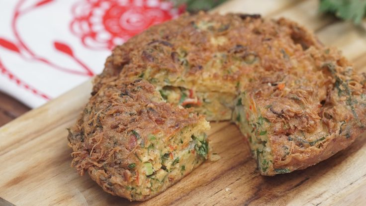 Minang Omelet