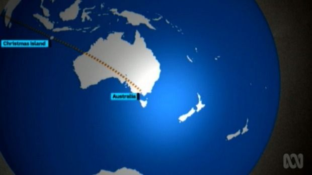 In a televised news story on 4-26-17, ABC News displayed a world map that appeared to show a new New Zealand. As the map shifted east from Africa to New Zealand, a second and identical New Zealand-shaped landmass became visible.  http://www.stuff.co.nz/entertainment/tv-radio/91972980/australian-news-bulletin-shows-a-second-new-zealand-to-the-east-of-new-zealand?cid=facebook.post.91972980