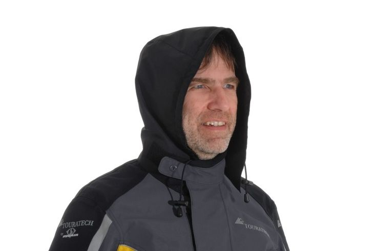 Compañero Hood Size 4 - Jackets - Motorcycle clothing - Riding gear | Touratech Canada
