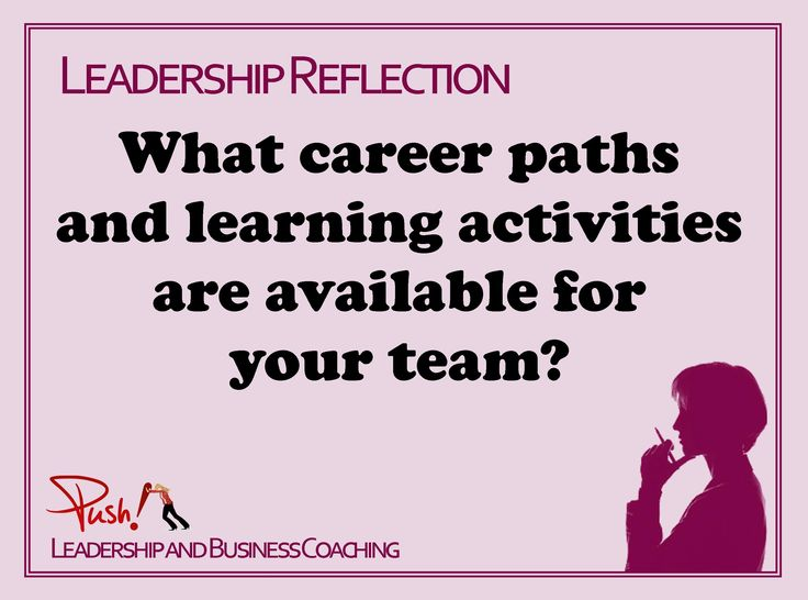 Add value to your team via training - they will operate at a higher level, with increased productivity, it's a win-win situation.  pushbusinesstraining.com #Leadership