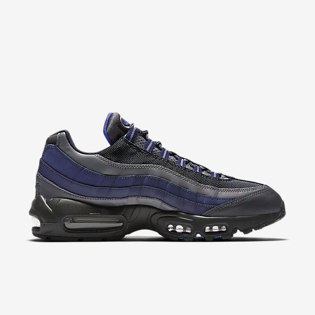 cheap for discount a5ce0 2c78e ... canada cheap nike air max 95 essential anthracite binary blue cool grey  paramount blue sale 115e6