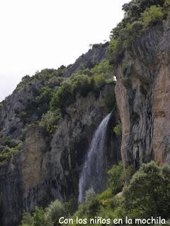 Cascada del río Molinar