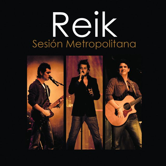 Que Lloro (En Vivo), a song by Reik, Sin Bandera on Spotify