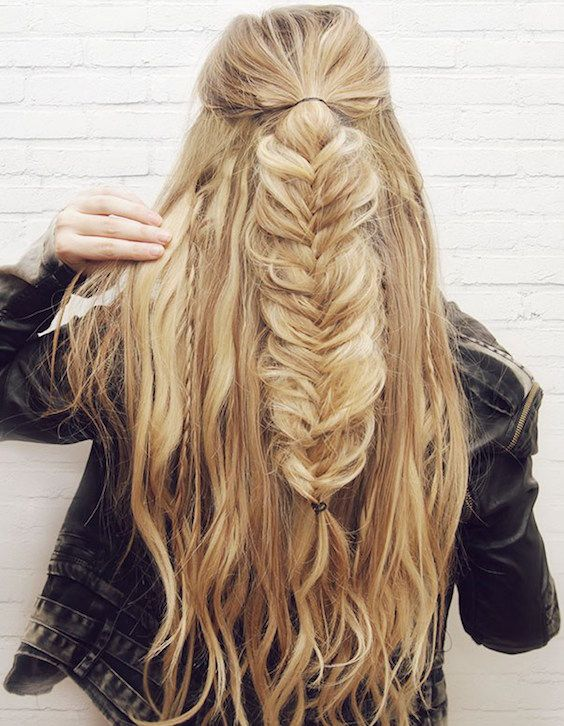Braids are such a fun hairstyle to do on yourself, your friends, your kids. And they can easily be tailored to each individual's hair. Most of the...