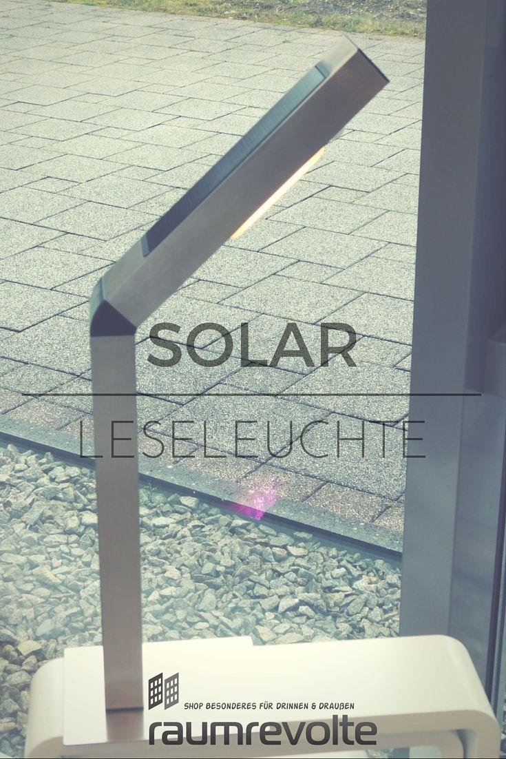 LED Solar Außenleuchte mit Bewegungsmelder von Gacoli