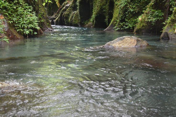 Kolam Abadi Dan Air Terjun Teroh Teroh yang Alami di Sumatera Utara - Sumatera Utara