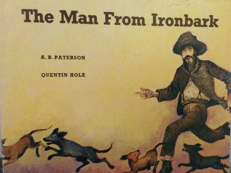 (Own) The Man from Ironbark Banjo Patterson