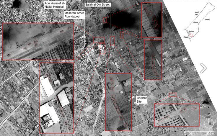 Rafah: Black Friday - Forensic Architecture