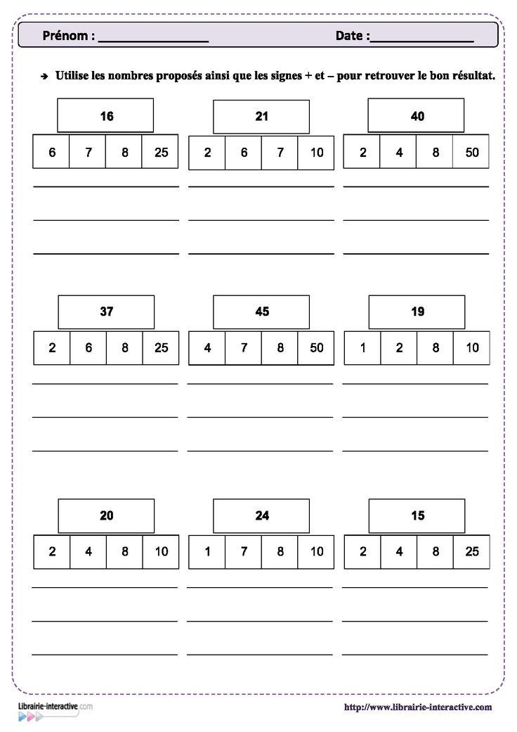 Berühmt Les 211 meilleures images du tableau Mathématiques C2-C3 sur  YG22